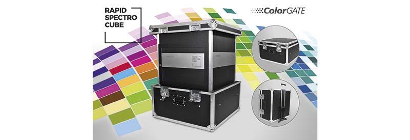 Rapid Spectro Cube